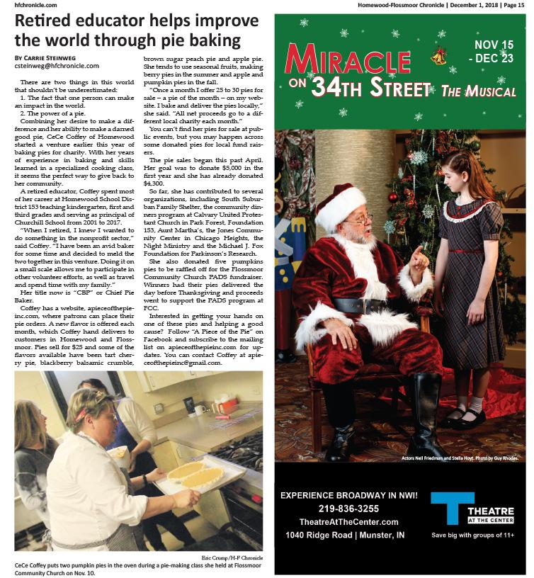 Remember December 2018 | HF Chronicle